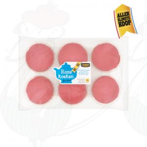 Huismerk Roze Koeken Allerslimste Koop 330g