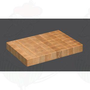 Hakblok Beukenhout 39 x 26 x 4,5 cm