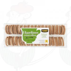 Huismerk Hazelinos Crèmevulling 250g