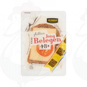 Huismerk Jong Belegen Plakken Kaas 48+ Allerslimste Koop 400g