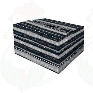 Lähetyslaatikko – joulun musta toivelaatikko