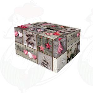 Lähetyslaatikko – talven yllätyslahjalaatikko