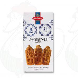 Amsterdam-keksit - 140 grammaa - 4.93 unssia | Daelmans