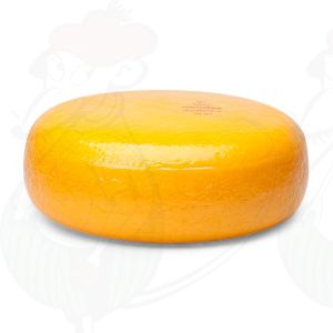 Gouda Cheese | Entire cheese +/- 4,5 kilo / 9.9 lbs