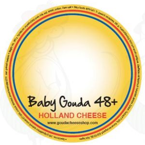Yellow Label - Baby Gouda