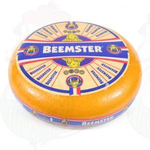 Beemster-juusto | Korkealuokkainen – kypsä-Kokonaiset juusto +/- 12 kilo