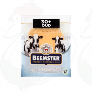 Sliced cheese Beemster Premium 30+ Old| 150 grams in slices