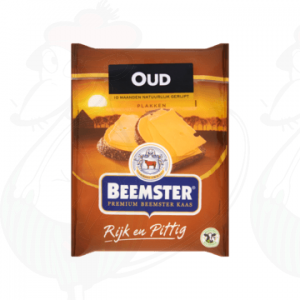 Sliced cheese Beemster Premium 48+ Old| 150 grams in slices