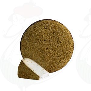 Farmer and pride goat Fenugreek | Entire cheese 4,5 kilo / 9.9 lbs