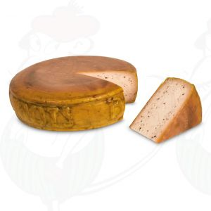 Farmer and pride goat Honey with Truffle | Entire cheese 10 kilo / 25.3 lbs