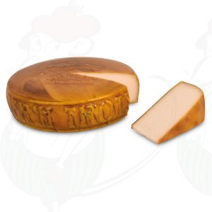 Farmer and pride goat Honey | Entire cheese 10 kilo / 25.3 lbs