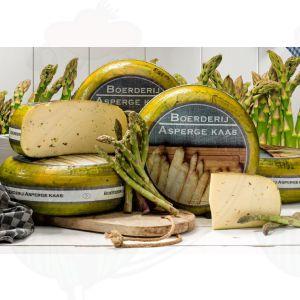 Asparagus cheese