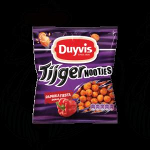 Duyvis Tijgernootjes Paprika Fiesta Smaak 280g