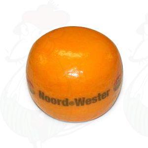 Kypsytetty Edam-juusto | Korkealuokkainen North-West | +/- 1,6 kiloa / 3.5 paunaa