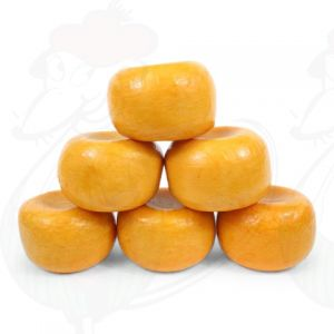 Vanha Edam-juusto | Korkealuokkainen - Paino +/- 1,1 kiloa