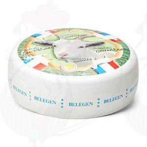 Kypsytetty vuohenjuusto   Kokonaiset juusto +/- 10,5 kilo