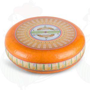Murujuusto - Gouda | Kokonaiset juusto +/- 10 kilo