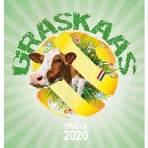 Ruohojuusto - Gouda 2020