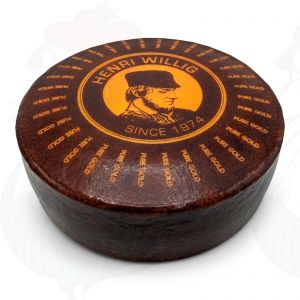 Pure Gold by Wiebe Willig | Entire cheese 8 kilos / 17.6 lbs