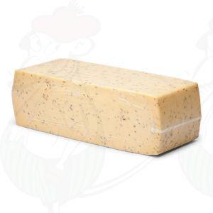 Puolikypsä kuminajuuston palanen | +/- 3,5 Kilo
