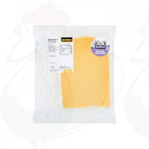 Sliced Beemster Extra Matured 48+ Cheese | 200 grams in slices