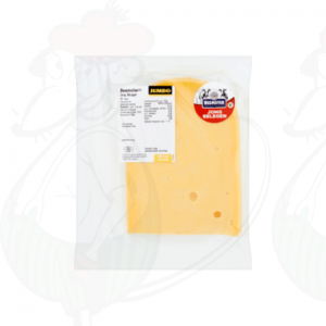 Sliced Beemster Semi-Matured 48+ Cheese | 200 grams in slices