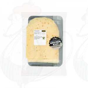 Sliced Herbs cheese 50+ | 200 grams in slices