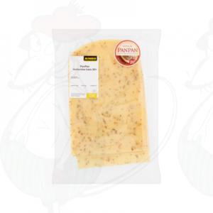 Sliced Pan Pan Cumin cheese 20+ | 200 grams in slices