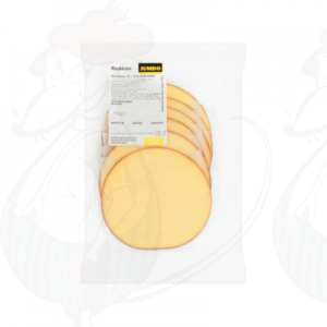 Sliced Smoked Cheese  45+ | 120 grams in slices