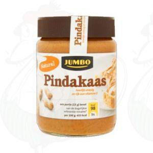 Jumbo Pindakaas Naturel 350g
