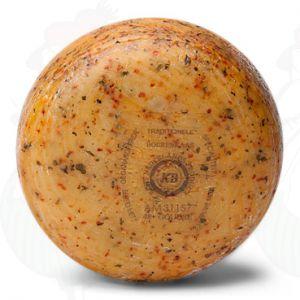 Gouda Italialainen maalaislounasjuusto | +/- 900 grammaa / 2 paunaa