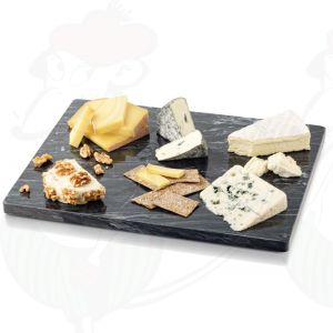 Marble cheeseboard Manhattan 41.5 x 32 CM