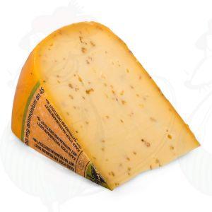 Vähänatriuminen kuminajuusto – suolaton juusto
