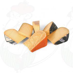 Vanhojen juustojen kokonaispaketti