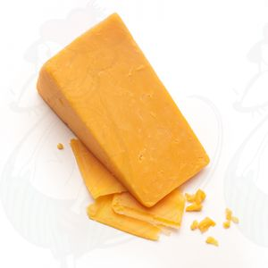 Red Cheddar - Barber's Farmhouse Red Leicester