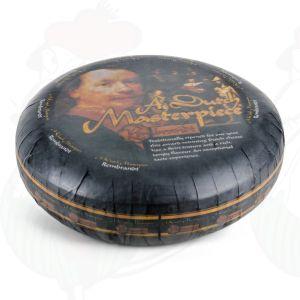 Rembrandt Cheese | Entire cheese +/- 11,5 kilo | 25.2 lbs | A Dutch Masterpiece