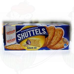 Shuttels cheese-onion 150 gram