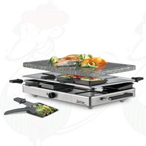 Spring - Raclette8 classic granite plate