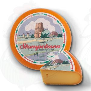 Stompetoren Extra Matured | North Holland cheese