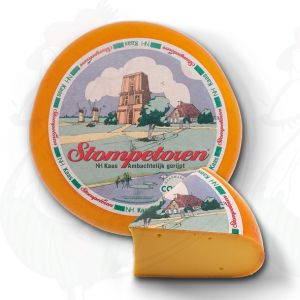 Stompetoren Young Matured | North Holland cheese