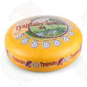 Tynjetaler | Entire cheese 13 kilos / 28.6 lbs