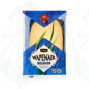 Sliced cheese Wapenaer Matured 48+ | 170 grams in slices