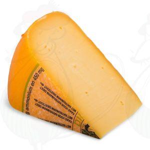 Luonnollinen suolaton juusto