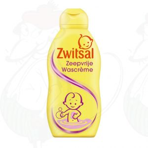 Zwitsal Baby Wascrème 200ml